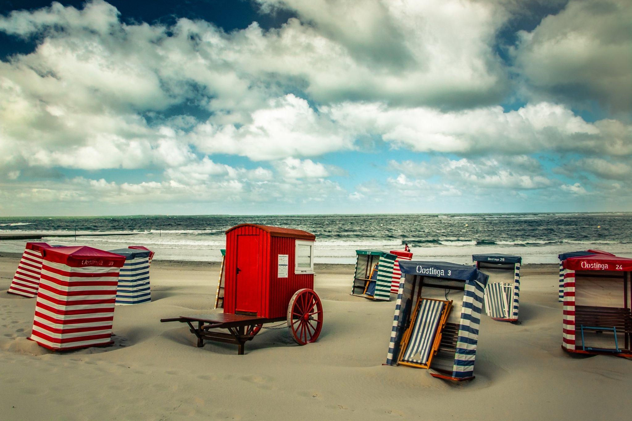 Nordseeinsel Borkum Urlaub Ferienwohnung Bunte Kuh Borkum (10)