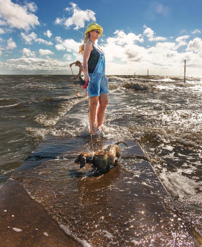 Nordseeinsel Borkum Urlaub Ferienwohnung Bunte Kuh Borkum (11)