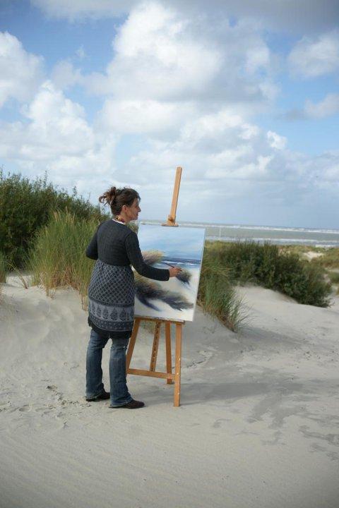 Nordseeinsel Borkum Urlaub Ferienwohnung Bunte Kuh Borkum (8)
